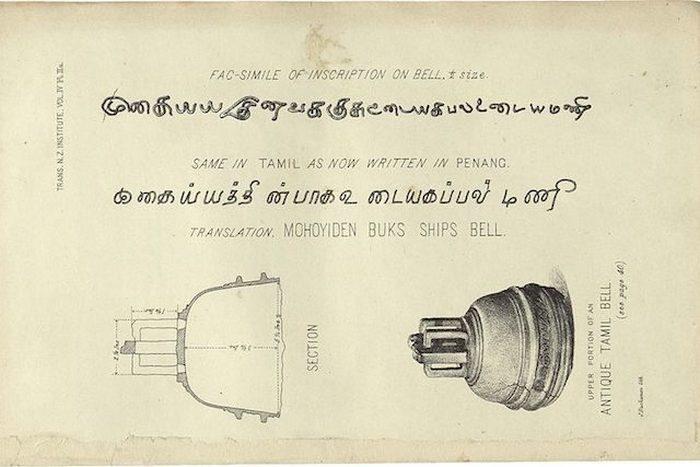 Тамильский колокол.